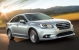 2015 Subaru Legacy With Largest Passenger Cabin in the Midsize Segment