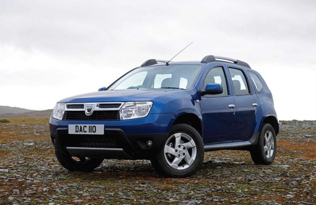 dacia duster 2013 already chalked up seven awards box autos. Black Bedroom Furniture Sets. Home Design Ideas