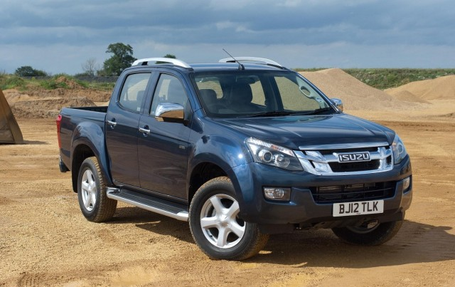 Isuzu D-Max has Claimed its Third Accolade: 'Best Pick-Up'