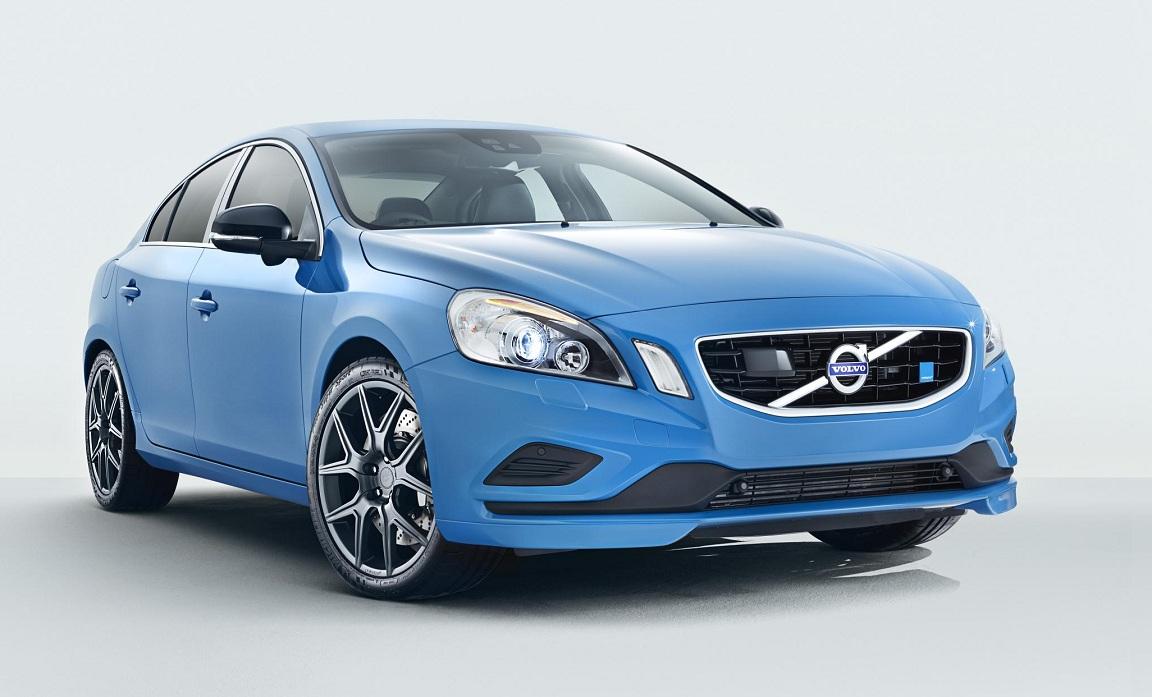 volvo s60 polestar introduced with technical specifications box autos. Black Bedroom Furniture Sets. Home Design Ideas