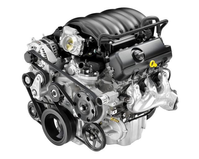 2014 4.3L V-6 EcoTec3 AFM VVT DI (LV3) for Chevrolet Silverado and GMC Sierra