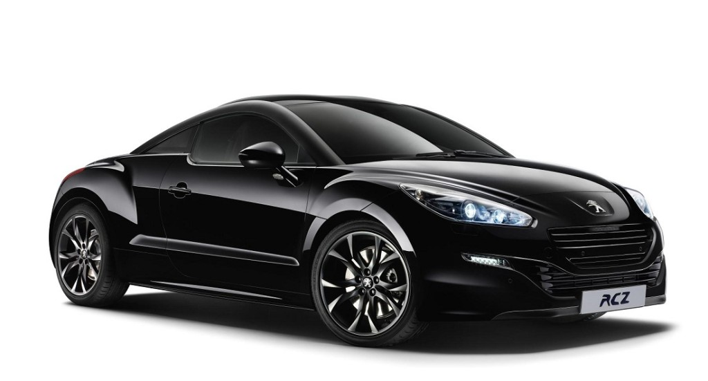 new peugeot rcz magnetic limited edition with very strong allure box autos. Black Bedroom Furniture Sets. Home Design Ideas
