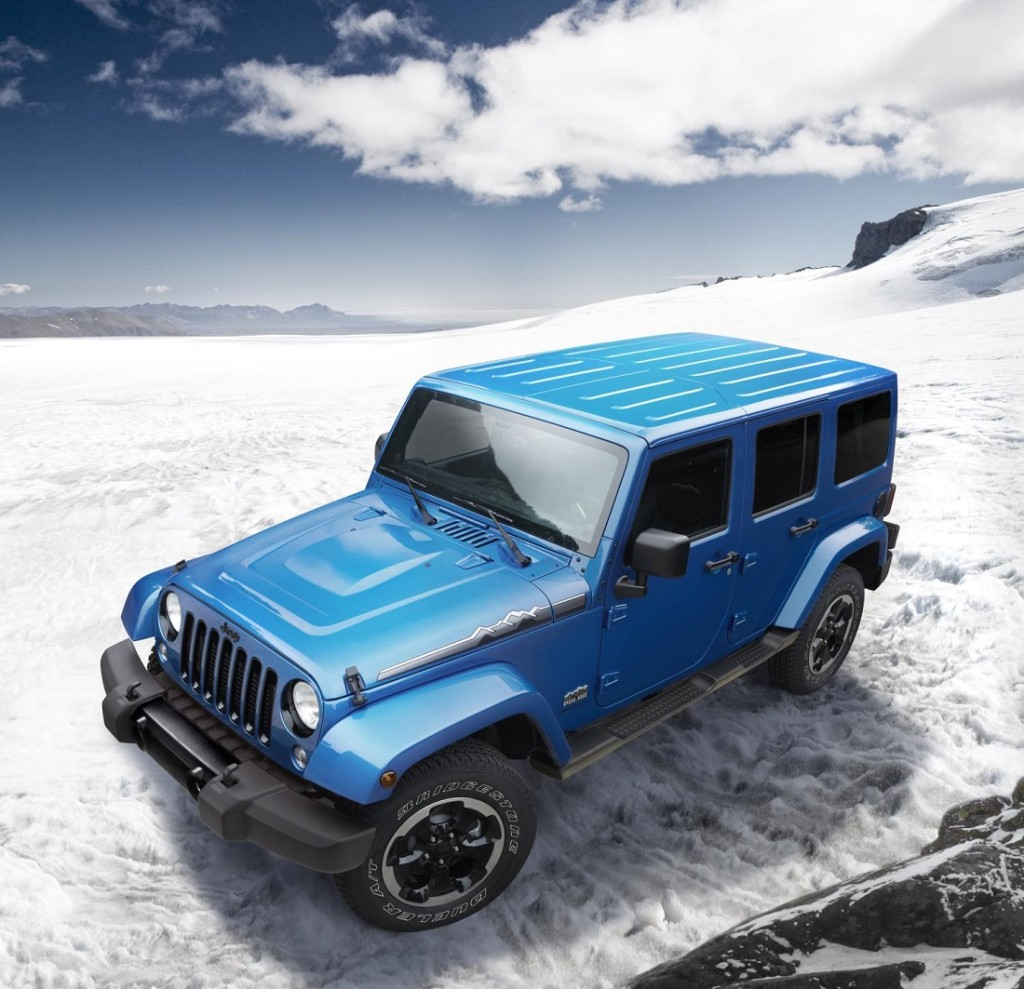 2014 jeep wrangler unlimited polar edition for extreme conditions box autos. Black Bedroom Furniture Sets. Home Design Ideas