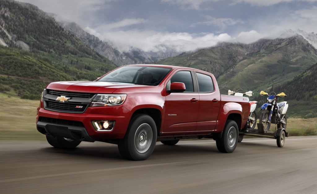 all-new 2015 Chevrolet Colorado, which will redefine the midsize truck