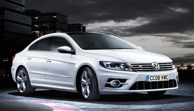 Super New Volkswagen Passat CC R-Line is Now Available to Order in the @AN_53